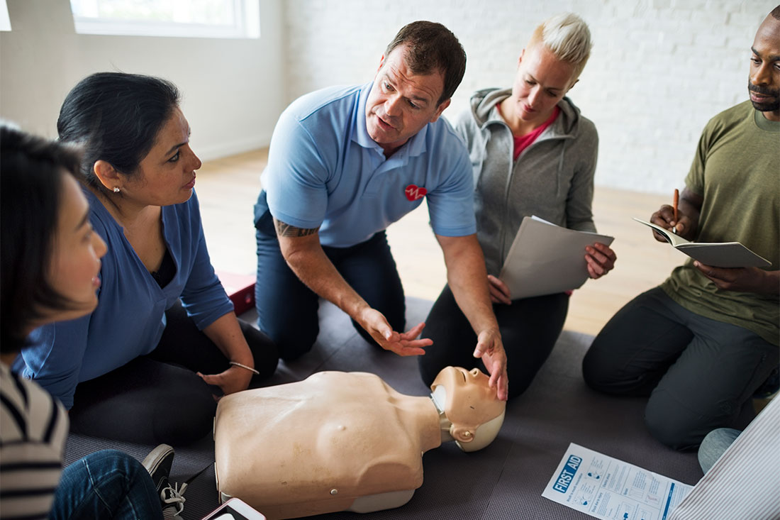 CPR education
